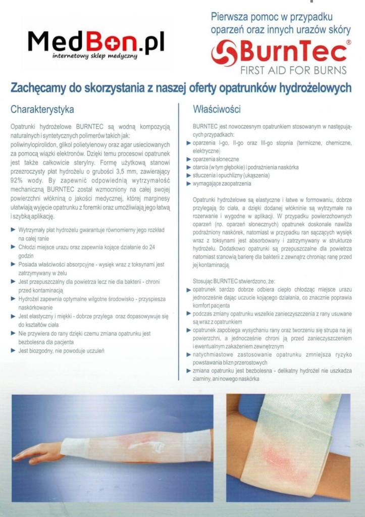 burntec_opatrunek_hydrozelowy